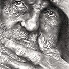 Old Man by Kathleen Kelly-Thompson