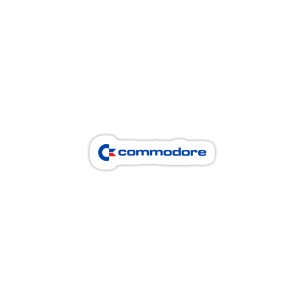 Commodore logo (60s) by Phil South