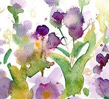 Daniels Purple by Val Spayne