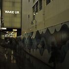 wake up by Kristian Faul