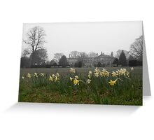 Lotherton Hall Greeting Card
