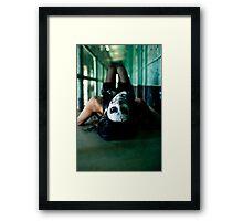 nap Framed Print