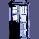 Dr Who Just a Police Box v2 by HighDesign