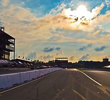 Mid Ohio Race Track by Dime9d