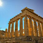 Acropolis in Athens, Greece by Dime9d