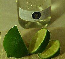 Tequila & Lime by anneharpen
