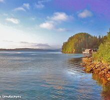 Bamfield dayz by Erika Price