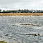 Flooded farm by Erykah36