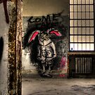 bunny-Come Take Me by MJD Photography  Portraits and Abandoned Ruins