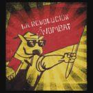 Wombat Revolution - Vintage by Paul Webster