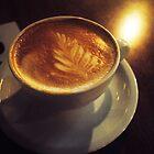 coffee art by gracepritchett