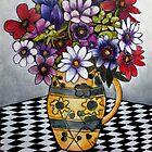 """Fabulous Mauve (Oil Painting) by Belinda """"BillyLee"""" NYE (Printmaker)"""