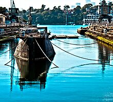 Dock 9 by miroslava