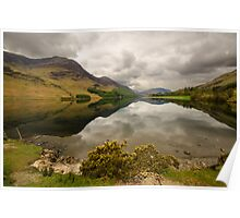 Reflective Buttermere Poster