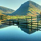 The  Fence and Fleetwith Pike by Jamie  Green