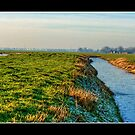 Panorama,Groninger Landschap 1,the Netherlands,Europe by Aheroy
