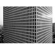 3d corner Photographic Print