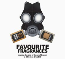 Favourite Fragrances / Beans On Toast by SiBanthorpe
