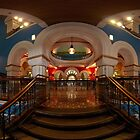 View from the Grand Staircase by Erik Schlogl