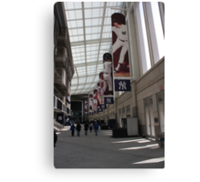 Yankee Stadium Canvas Print