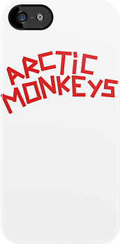 Arctic Monkeys - Red by Ollie Vanes