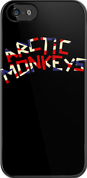 Arctic Monkeys - United Kingdom by 0llie