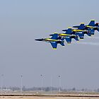 Blue Angels - Low and Fast by Buckwhite