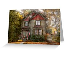Victorian - Cranford, NJ - Only the best things   Greeting Card