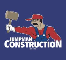 Jumpman Construction T-Shirt