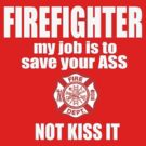 FIREFIGHTER by mcdba