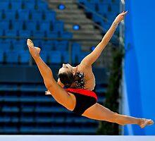 Rhythmic Gymnastics World Cup 2012  by Luca Renoldi