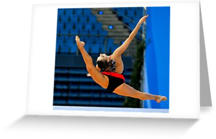 Rhythmic Gymnastics World Cup 2012  by Luca Renoldi
