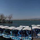 Kunming Lake, The Summer Palace by Matthew Walters