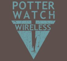 Potterwatch Wireless (Distressed Version) by Fiona Reeves