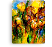 A Vision of Spring... Canvas Print