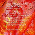 Fresh Eyes by Sammy Nuttall