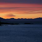 West Coast Sunset 1 - Nanaimo British Columbia by Stephen Stephen