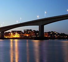 Northam Bridge  by Lee Churchill