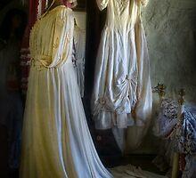 A Ladies' Boudoir ... Gowns by Rosalie Dale