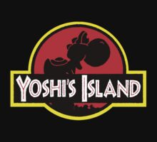 Yoshi's Island by Sarah Mokrzycki