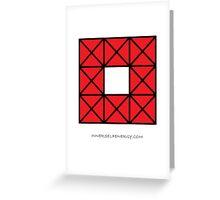 Design 54 Greeting Card