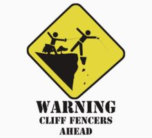 Cliff Fencers by bass-twitch