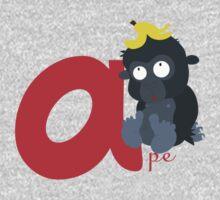 a for ape Kids Clothes