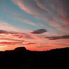 Sunset by Adrian Harvey