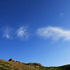 Wispy Clouds by laurenisawesome