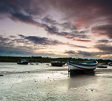 Boats of Alnmouth by mattcattell