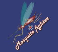 Mosquito fighter by RAFI TALBY