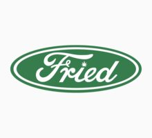 """Fried"" Ford logo parody by Mark Kelly"