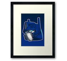 Born to Roll Out Framed Print