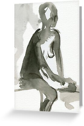 Impressions - Figure Painting Series by Matthew Berry